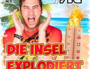 Die Insel explodiert